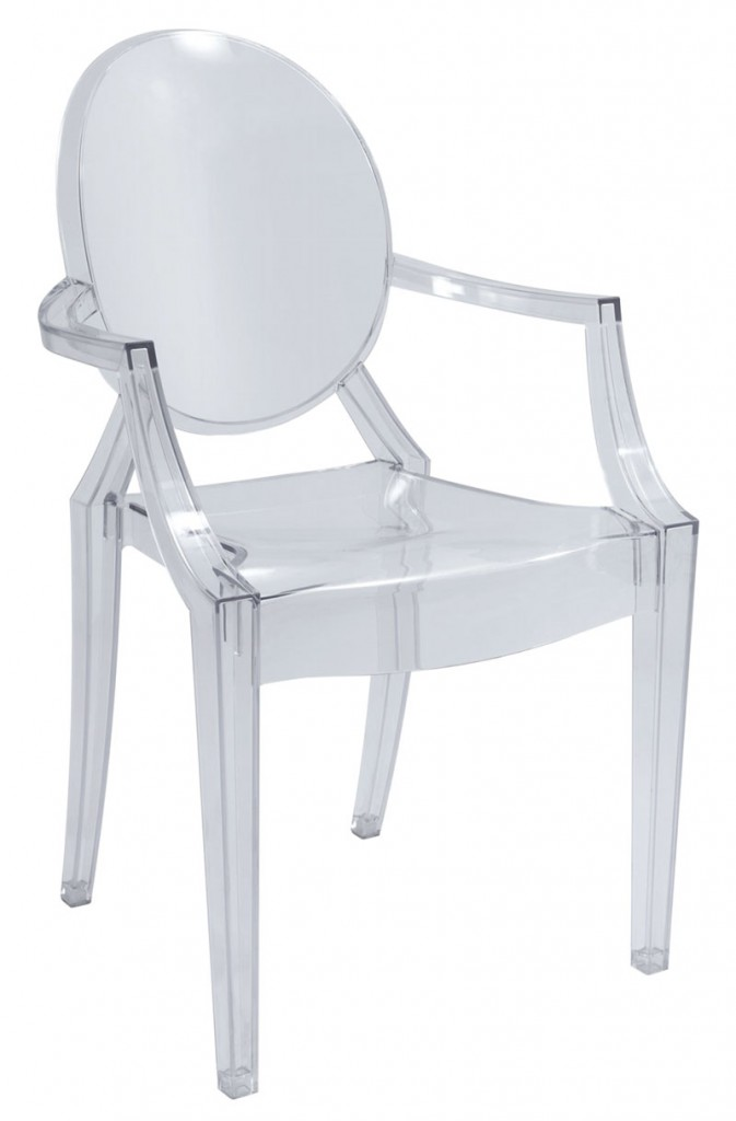 Merveilleux Fake U0027Louis Ghostu0027 Chairs Designed By Some Random Thief For @Home.