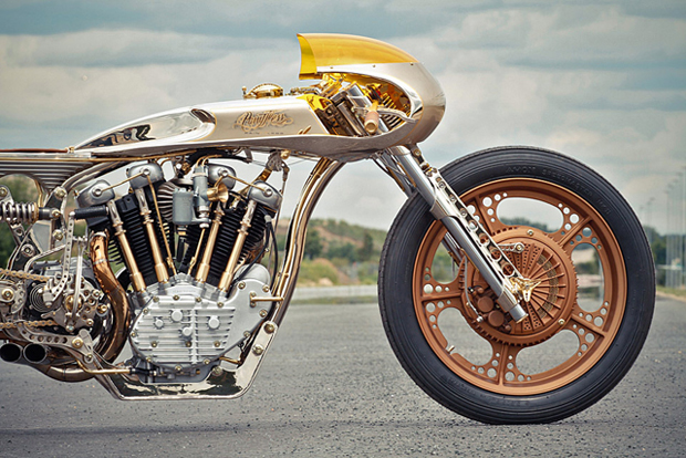 Design Is A Good Idea Thunderbike Motorcycle Amd Championship